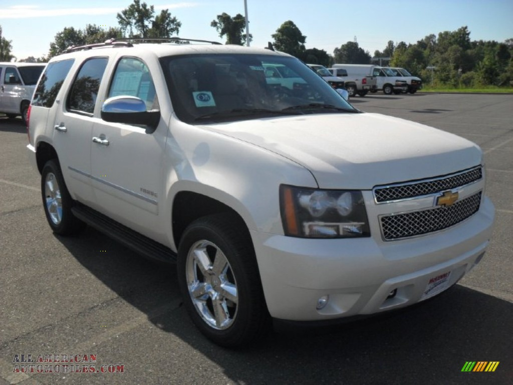 2012 chevrolet tahoe ltz 4x4 in white diamond tricoat photo 5 120490 all american. Black Bedroom Furniture Sets. Home Design Ideas