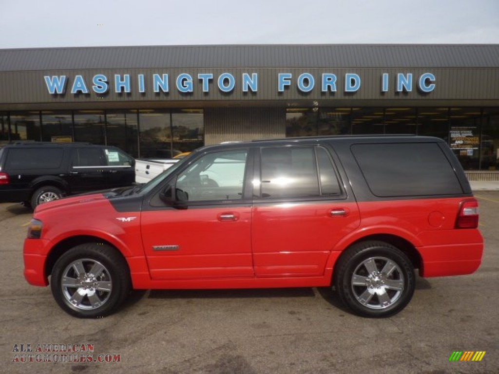 2008 Ford Expedition Funkmaster Flex Limited 4x4 In