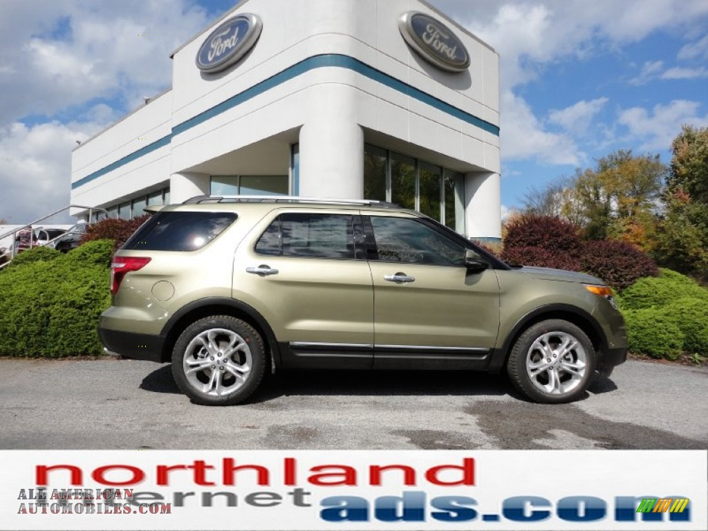 2012 ford explorer limited ecoboost in ginger ale metallic a30997 all american automobiles. Black Bedroom Furniture Sets. Home Design Ideas