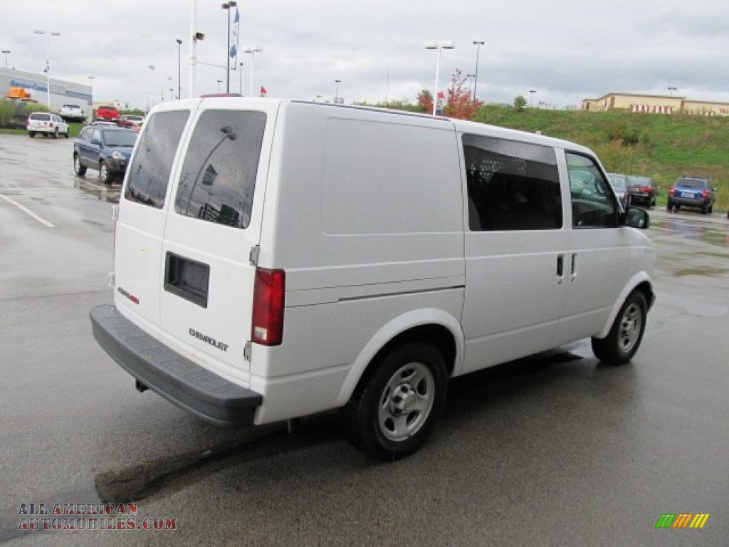 2005 chevrolet astro awd cargo van in summit white photo 9 110374 all american automobiles. Black Bedroom Furniture Sets. Home Design Ideas