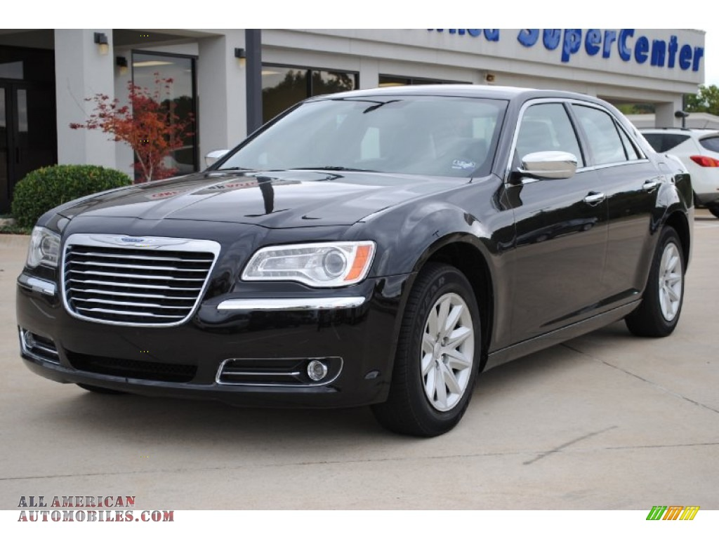 2011 chrysler 300 limited in gloss black 533457 all american automobiles buy american cars. Black Bedroom Furniture Sets. Home Design Ideas