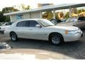 Lincoln Town Car Cartier Ivory Parchment Tri Coat photo #2