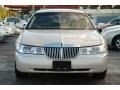 Lincoln Town Car Cartier Ivory Parchment Tri Coat photo #3