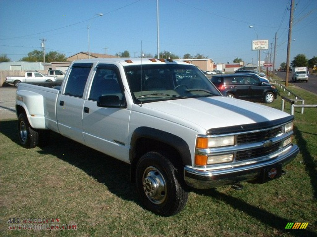 Mike Anderson Chevrolet >> 1997 Chevrolet C/K 3500 K3500 Crew Cab 4x4 Dually in ...