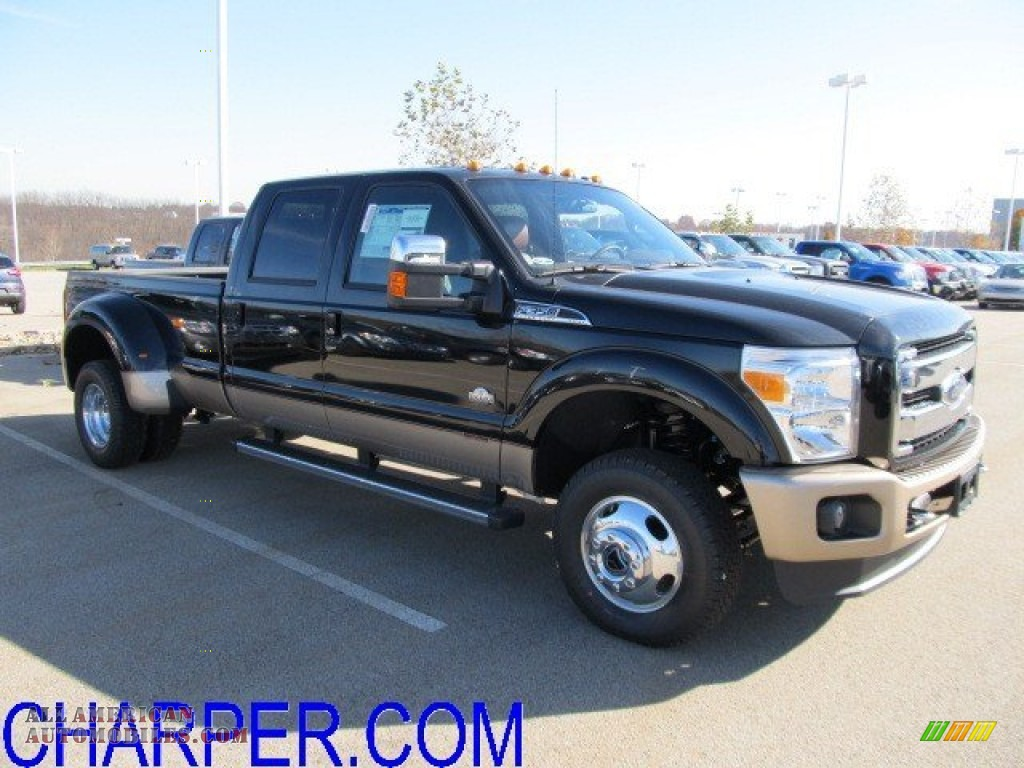 Ford F-350 King Ranch Dually