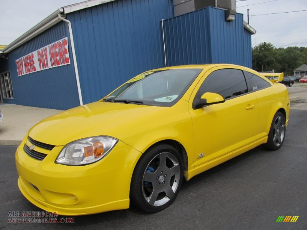 2006 Chevrolet Cobalt SS Supercharged Coupe in Rally ...