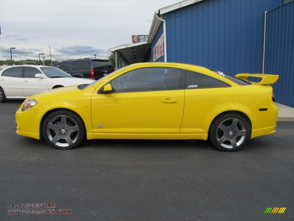 2006 Chevrolet Cobalt Ss Supercharged Coupe In Rally