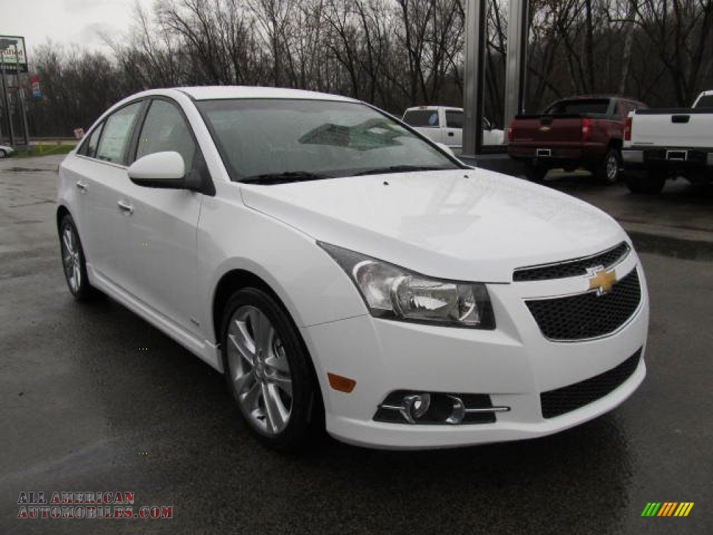 2012 chevrolet cruze ltz rs in summit white photo 5 208013 all american automobiles buy. Black Bedroom Furniture Sets. Home Design Ideas