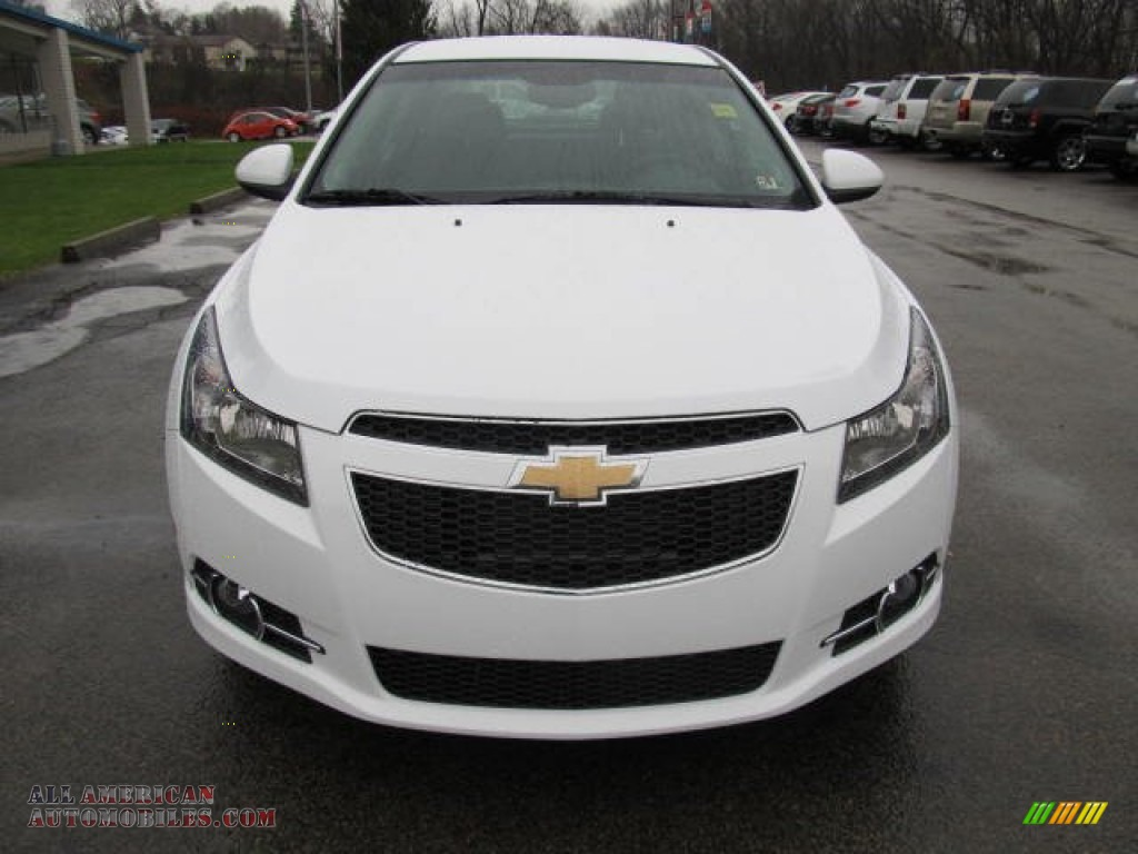 2012 chevrolet cruze ltz rs in summit white photo 6 208013 all american automobiles buy. Black Bedroom Furniture Sets. Home Design Ideas