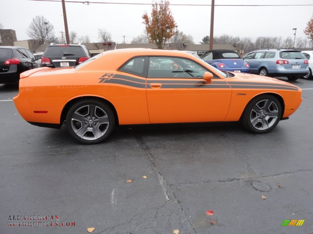 Royal Gate Dodge >> 2012 Dodge Challenger R/T Classic in Header Orange photo #8 - 128030 | All American Automobiles ...