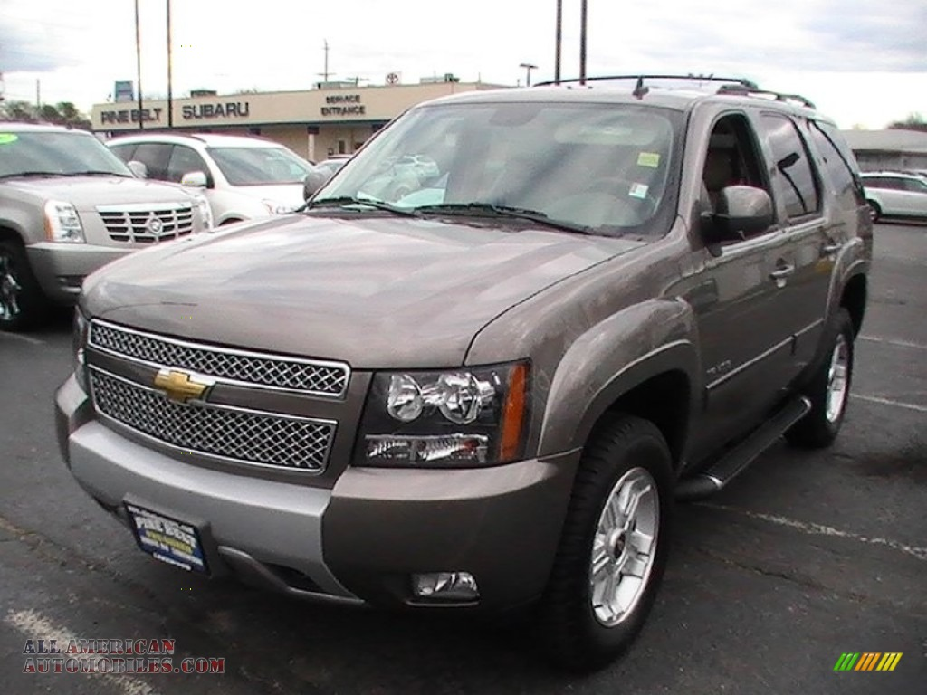 2011 chevrolet tahoe z71 4x4 in mocha steel metallic photo 9 362008 all american. Black Bedroom Furniture Sets. Home Design Ideas