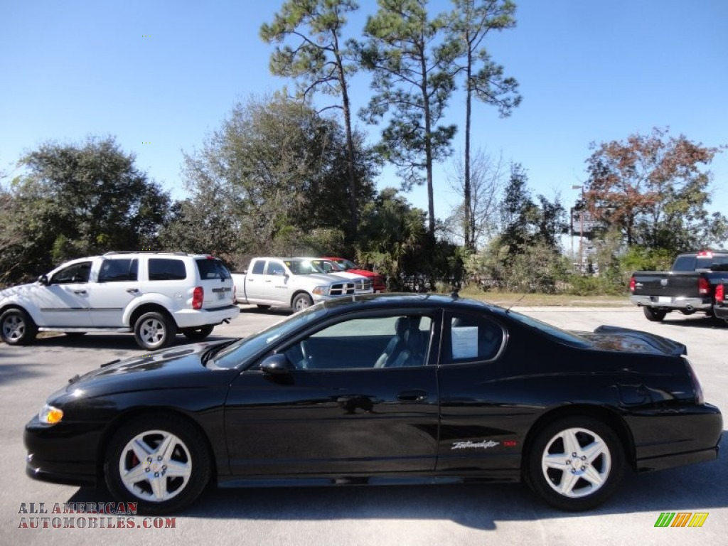 2004 chevrolet monte carlo intimidator ss in black photo 2 322120 all american automobiles. Black Bedroom Furniture Sets. Home Design Ideas
