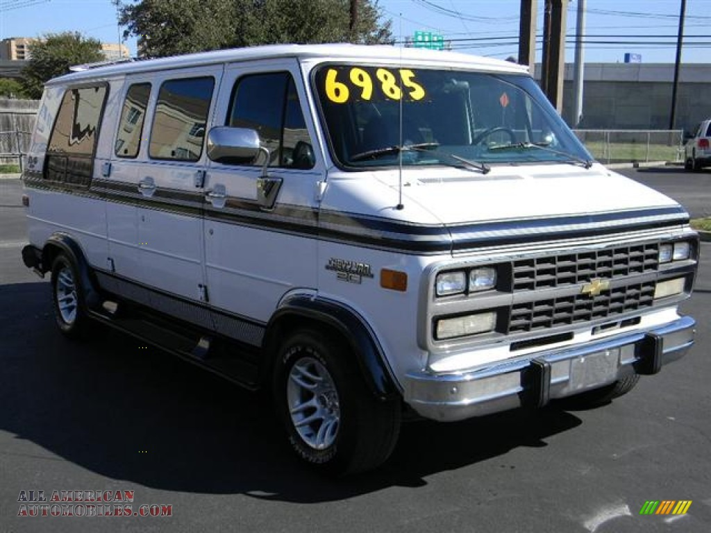 1995 chevrolet g20 van for autos weblog. Black Bedroom Furniture Sets. Home Design Ideas