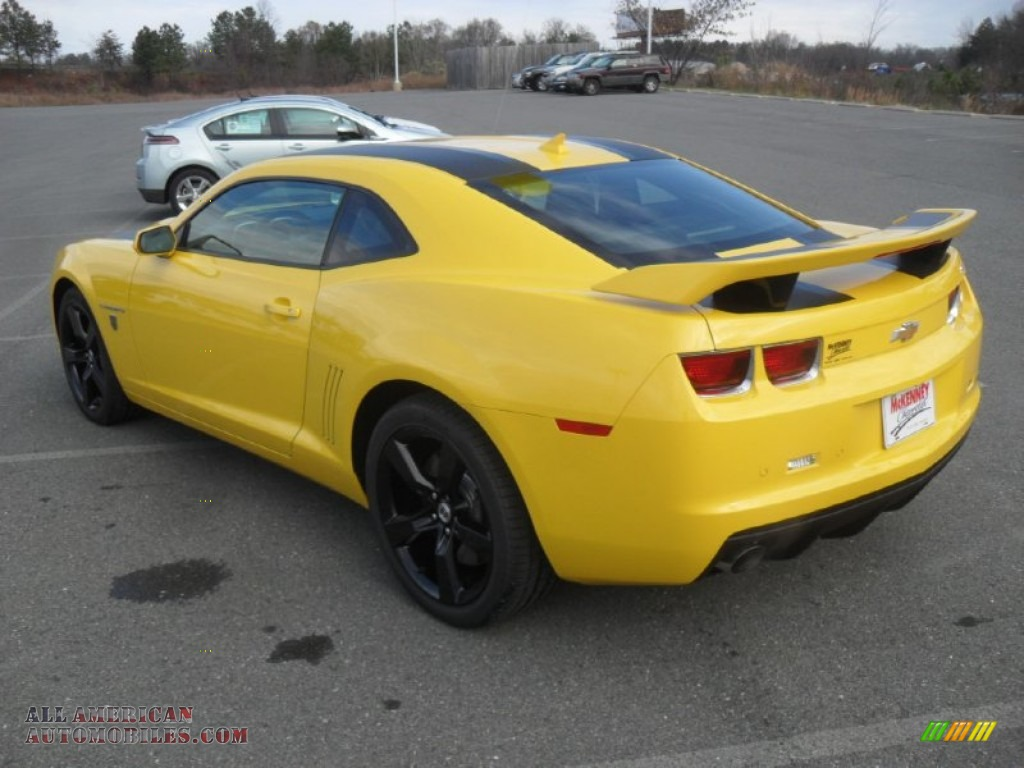 2012 Chevrolet Camaro SS Coupe Transformers Special ...