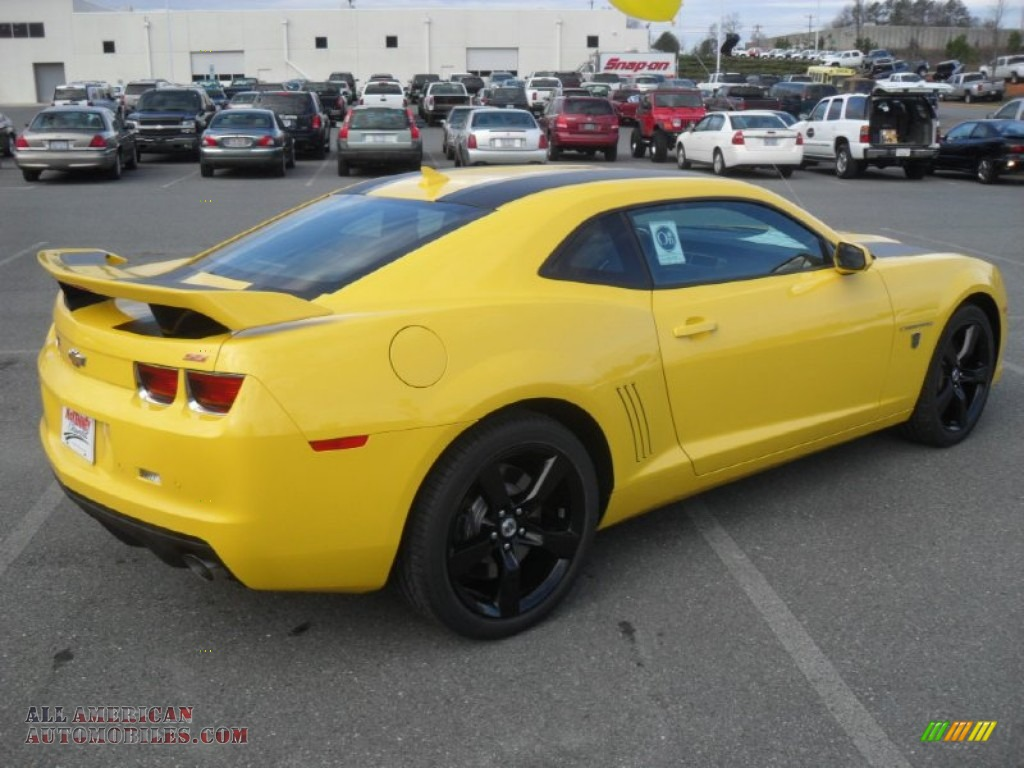 2012 chevrolet camaro ss coupe transformers special edition in rally. Cars Review. Best American Auto & Cars Review