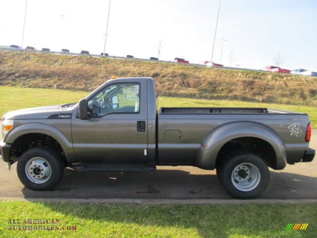 2012 Ford F350 Super Duty Xl Regular Cab 4x4 Dually In