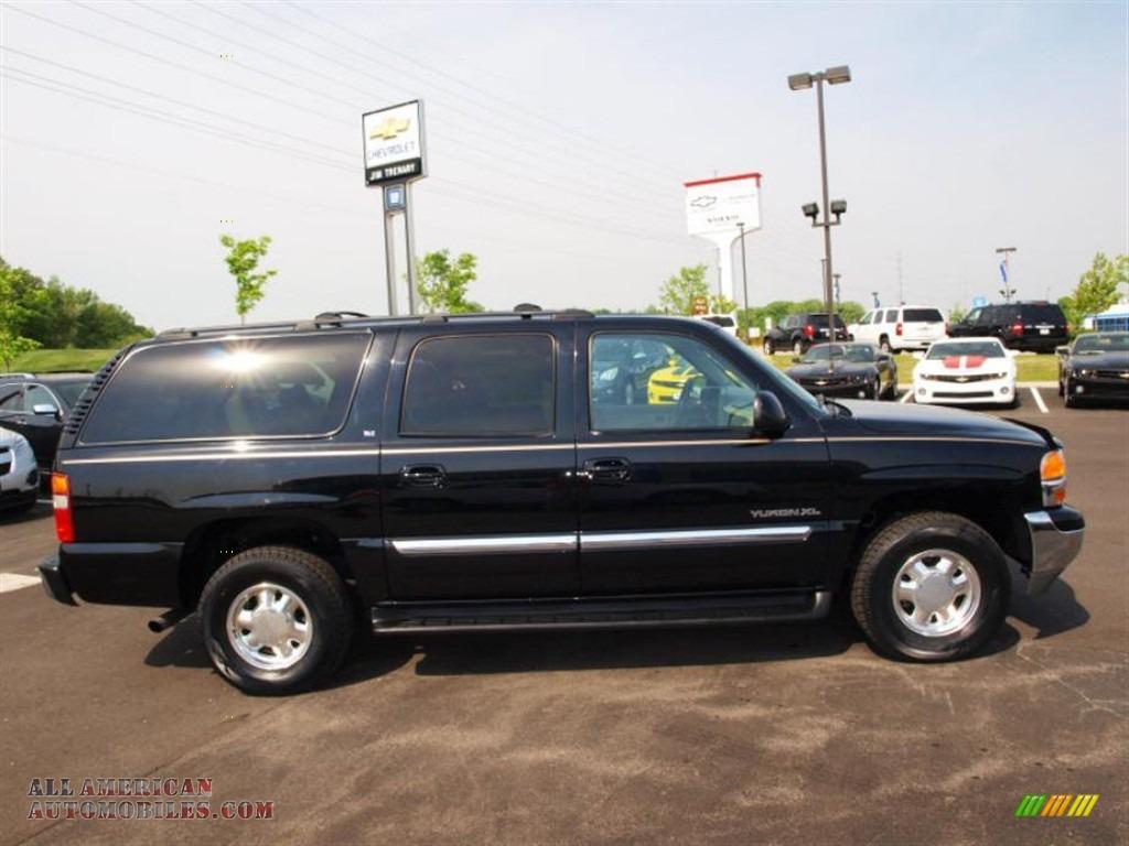 2003 gmc yukon xl slt 4x4 in onyx black 330704 all american automobiles buy american cars for sale in america all american automobiles