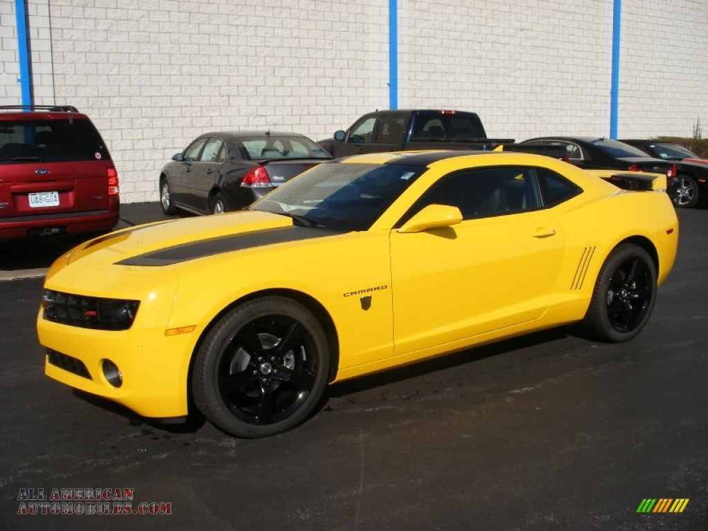 2012 camaro lt coupe transformers special edition rally yellow jet. Cars Review. Best American Auto & Cars Review