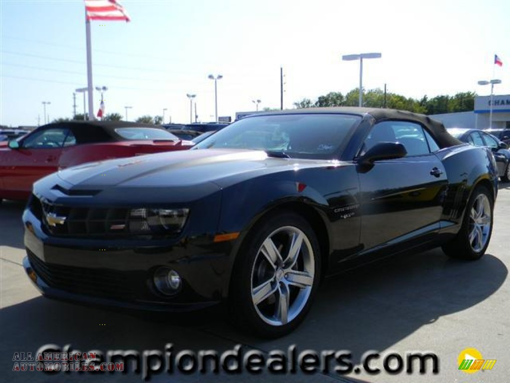 2012 camaro ss 45th anniversary edition convertible carbon flash. Cars Review. Best American Auto & Cars Review