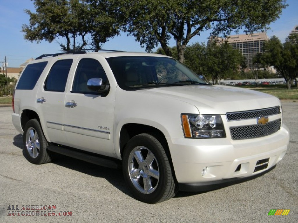 2012 chevrolet tahoe ltz in white diamond tricoat photo 2 135164 all american automobiles. Black Bedroom Furniture Sets. Home Design Ideas