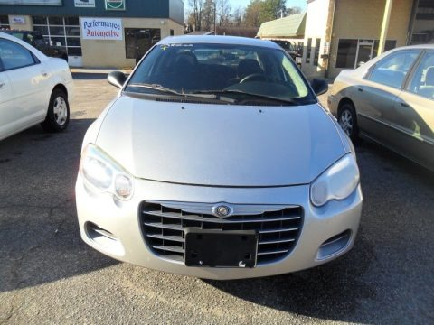 Brilliant Silver Metallic 2005 Chrysler Sebring Touring Sedan