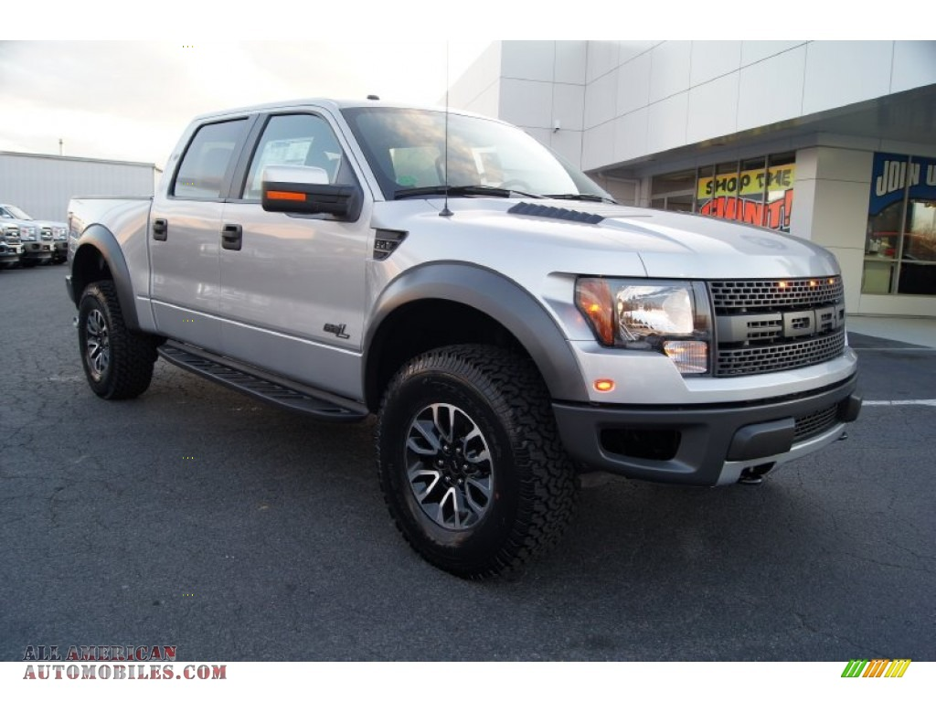 2012 ford f150 svt raptor supercrew 4x4 in ingot silver metallic photo 55 a22661 all. Black Bedroom Furniture Sets. Home Design Ideas