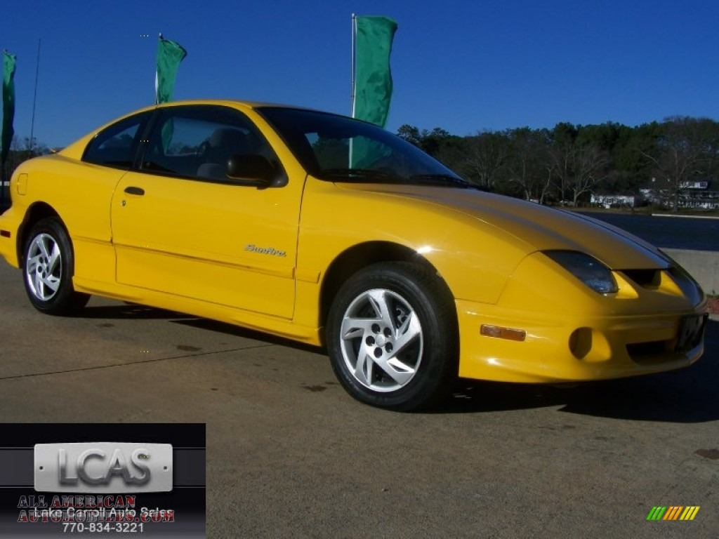 2002 pontiac sunfire se coupe in yellow photo 25 287523. Black Bedroom Furniture Sets. Home Design Ideas