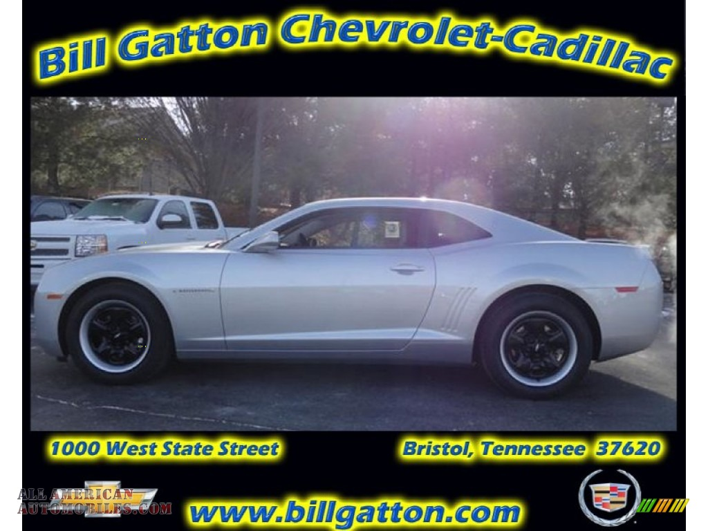 2012 chevrolet camaro ls coupe in silver ice metallic 134824 all american automobiles buy. Black Bedroom Furniture Sets. Home Design Ideas