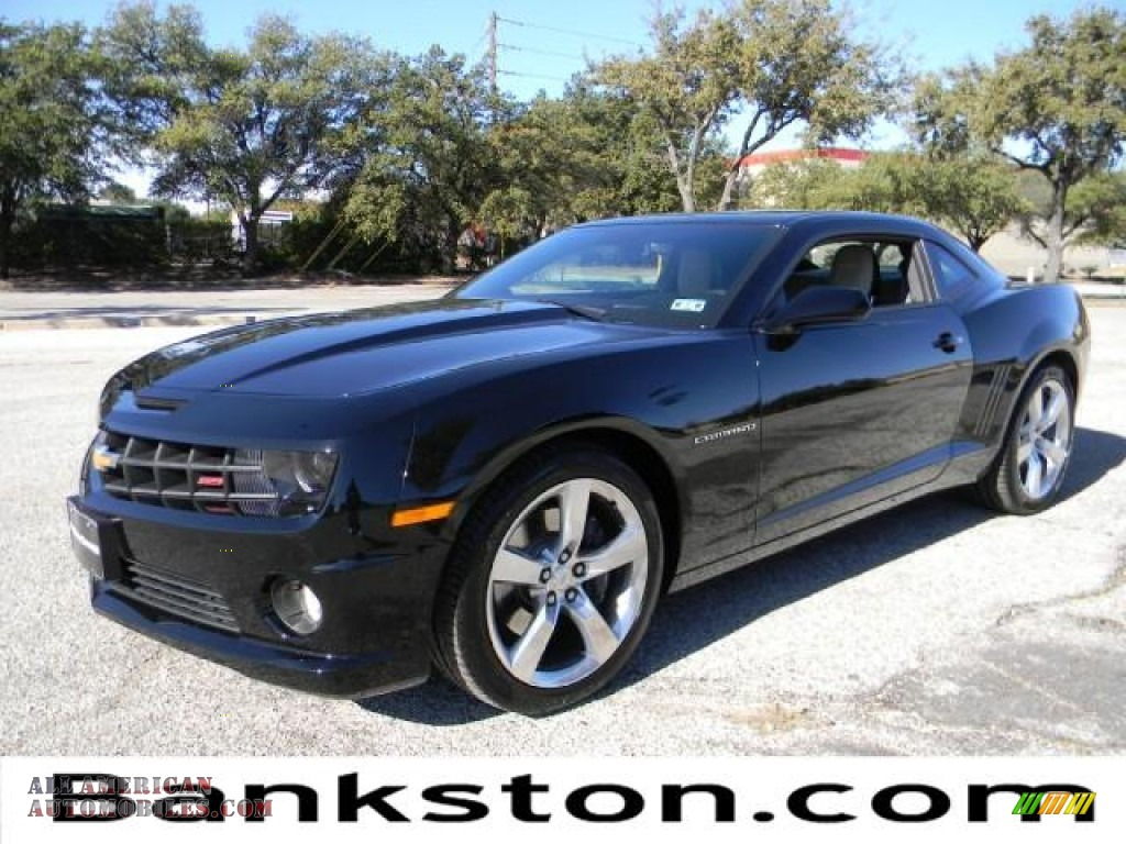 2011 chevrolet camaro ss rs coupe in black 115500 all american. Cars Review. Best American Auto & Cars Review