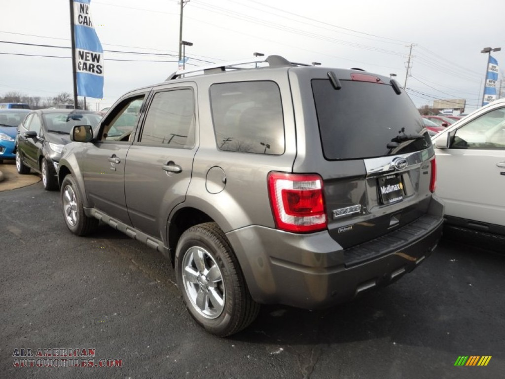 2012 ford escape limited in sterling gray metallic photo 3 a73325 all american automobiles. Black Bedroom Furniture Sets. Home Design Ideas