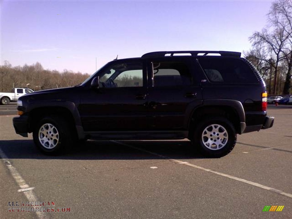 2005 chevrolet tahoe z71 4x4 in black photo 18 229569 all american automobiles buy. Black Bedroom Furniture Sets. Home Design Ideas
