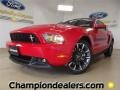 Ford Mustang C/S California Special Coupe Race Red photo #1