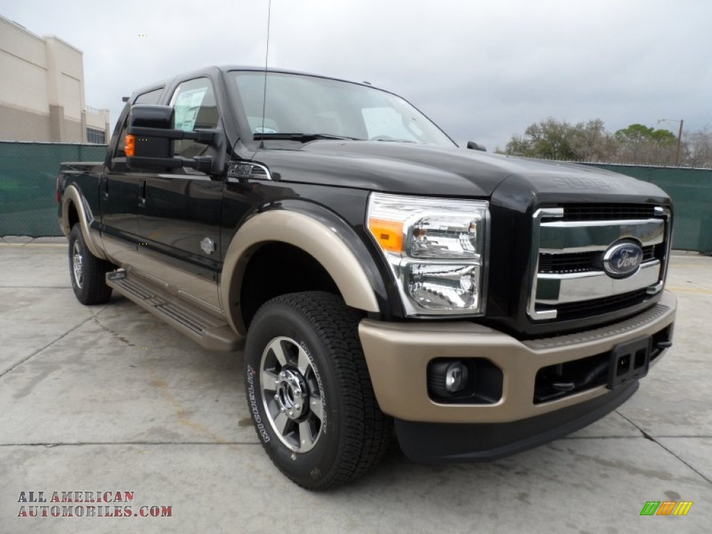 2012 ford f250 super duty king ranch crew cab 4x4 in. Black Bedroom Furniture Sets. Home Design Ideas