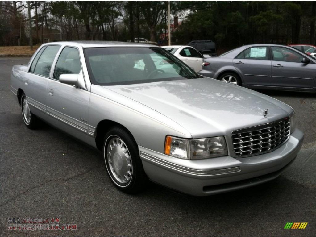 1999 Cadillac Deville Sedan In Sterling Photo 3 799880