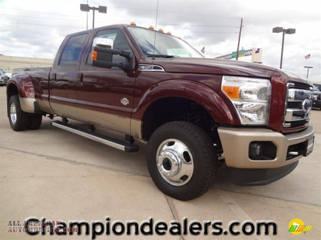 2015 Ford F-350 King Ranch Dually