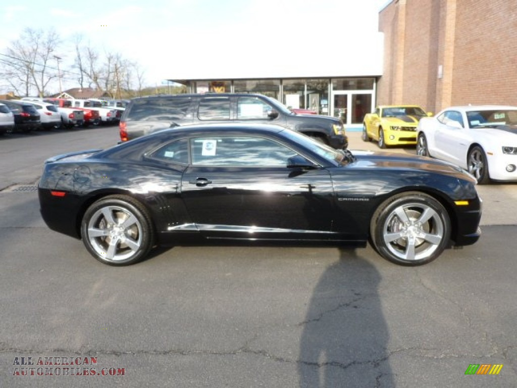 2012 chevrolet camaro ss coupe in black photo 8 167423 all american automobiles buy. Black Bedroom Furniture Sets. Home Design Ideas