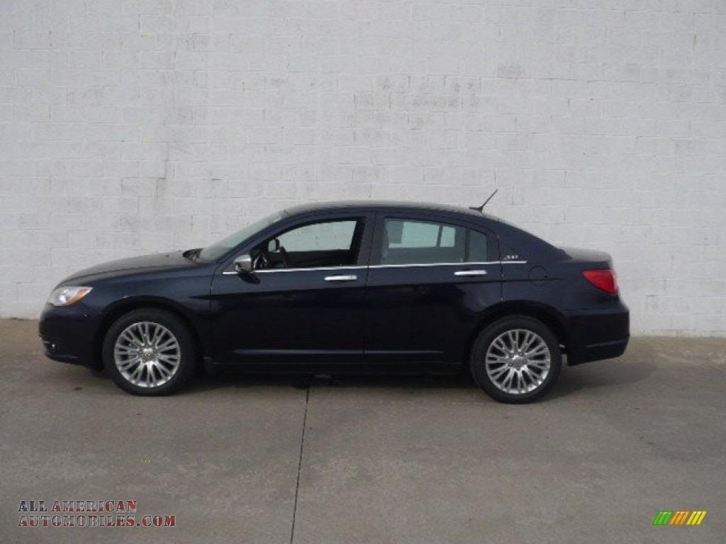 2012 Blackberry Pearl Coat Chrysler 200 LX Sedan #84404487 ...  |2012 Chrysler 200 Limited Blackberry Pearl