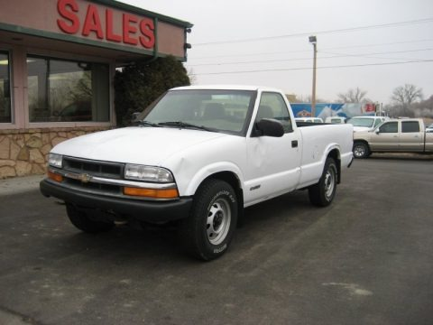 2003 chevrolet s10 zr2 extended cab 4x4 in light pewter