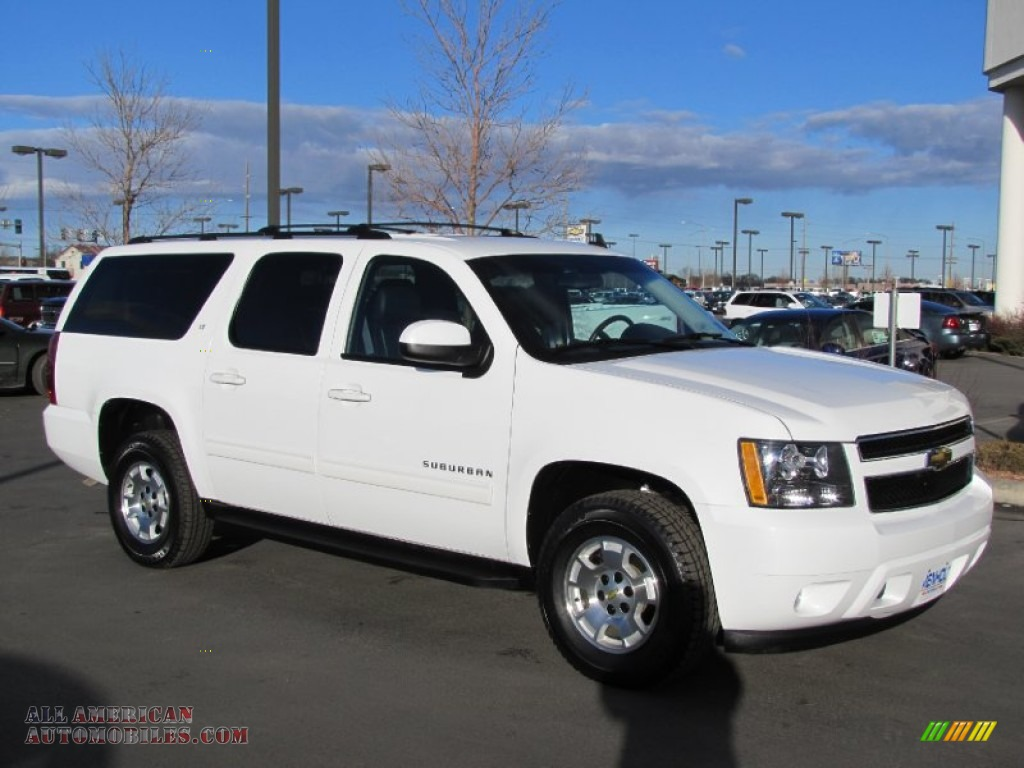 2011 chevrolet suburban lt 4x4 in summit white 305789 for Steve white motors inc