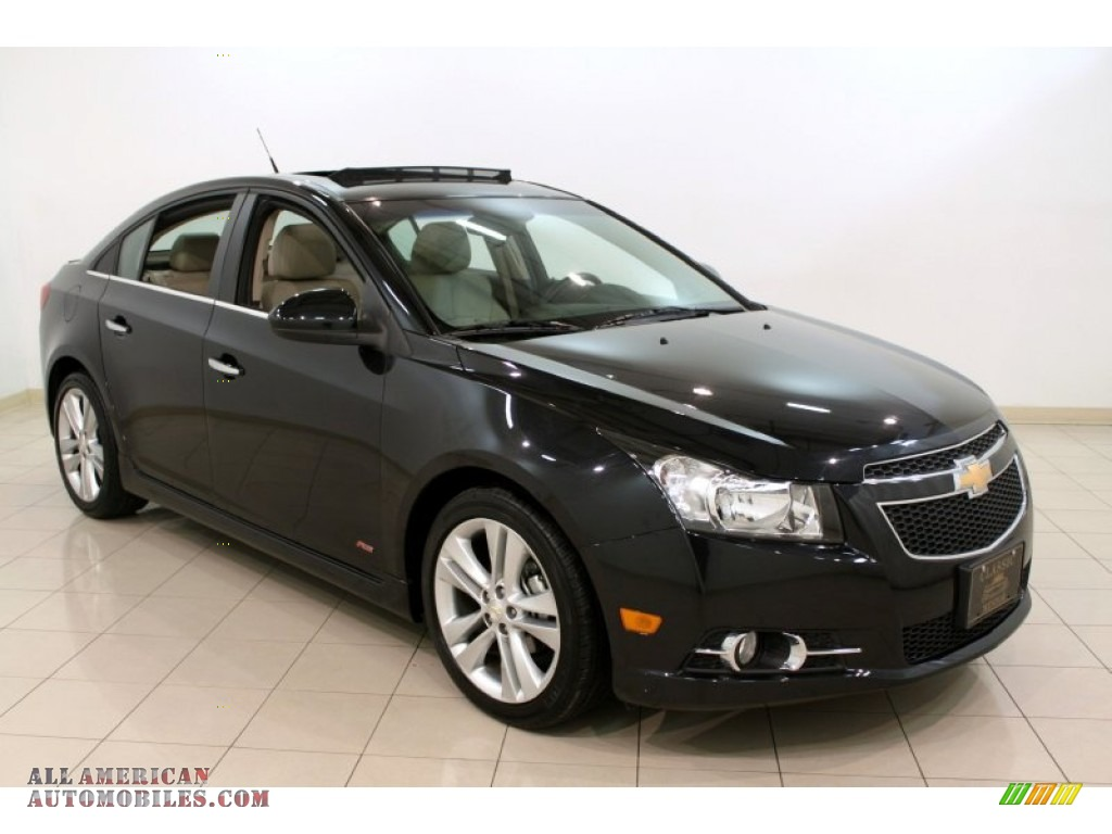 2011 chevrolet cruze ltz rs in black granite metallic 298756 all american automobiles buy. Black Bedroom Furniture Sets. Home Design Ideas