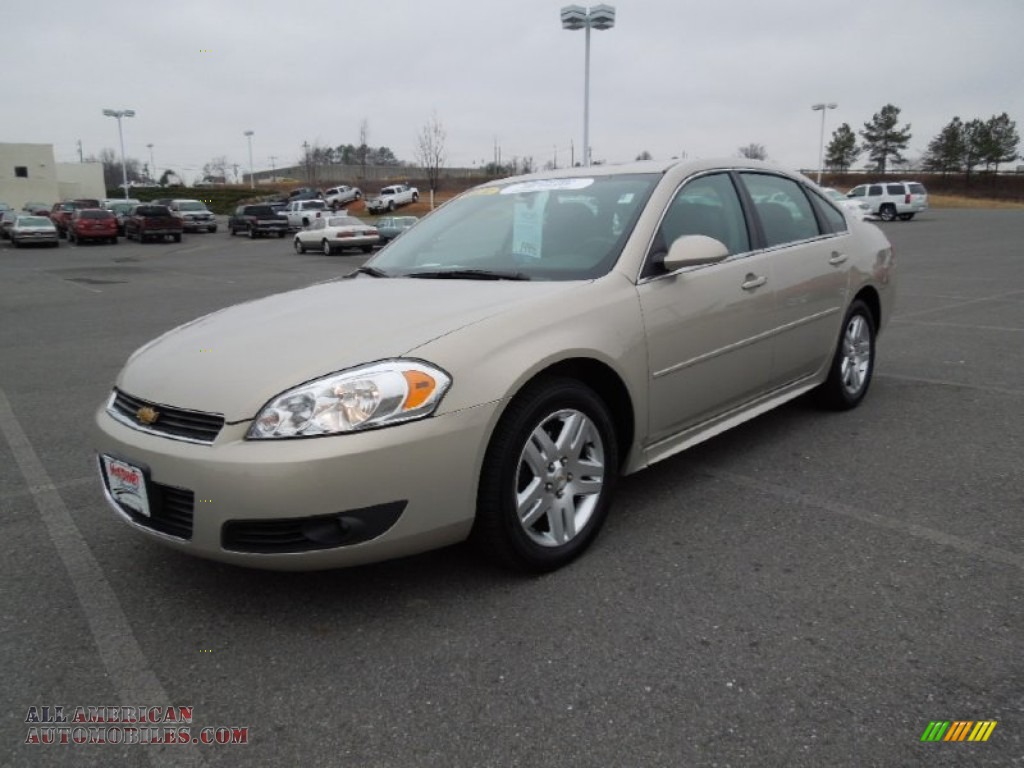 Pine Belt Cadillac >> 2011 Chevrolet Impala LT in Gold Mist Metallic - 325092 ...