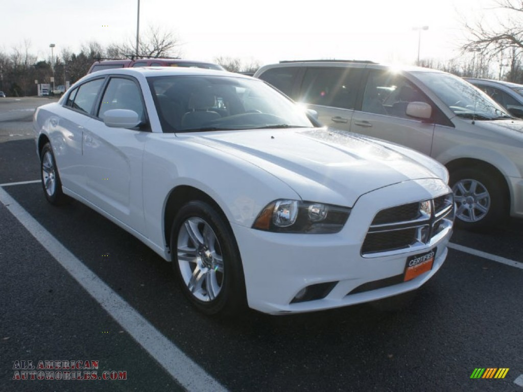 2011 dodge charger rallye in bright white 566236 all american automobiles buy american. Black Bedroom Furniture Sets. Home Design Ideas