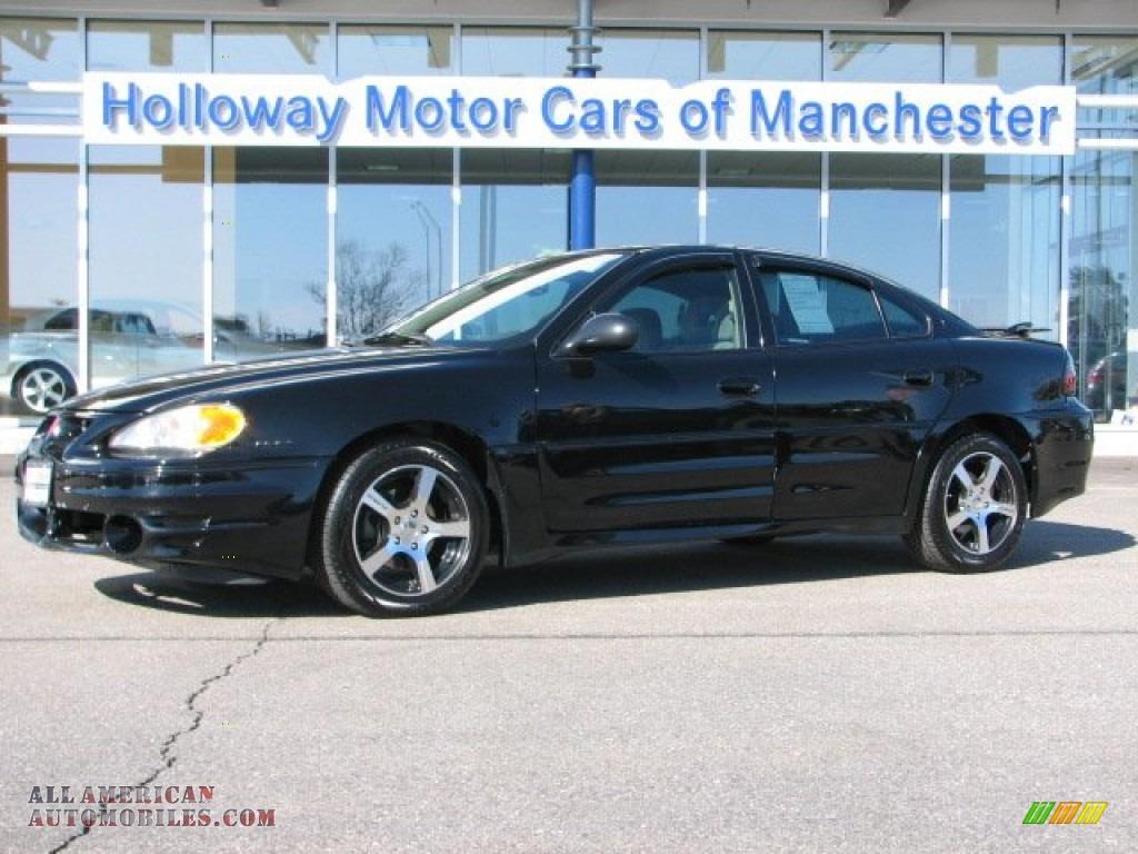2004 Pontiac Grand Am Gt Sedan In Black 127509 All