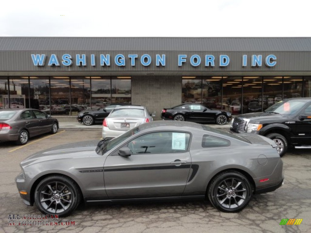 2011 mustang v6 mustang club of america edition coupe sterling gray metallic charcoal black