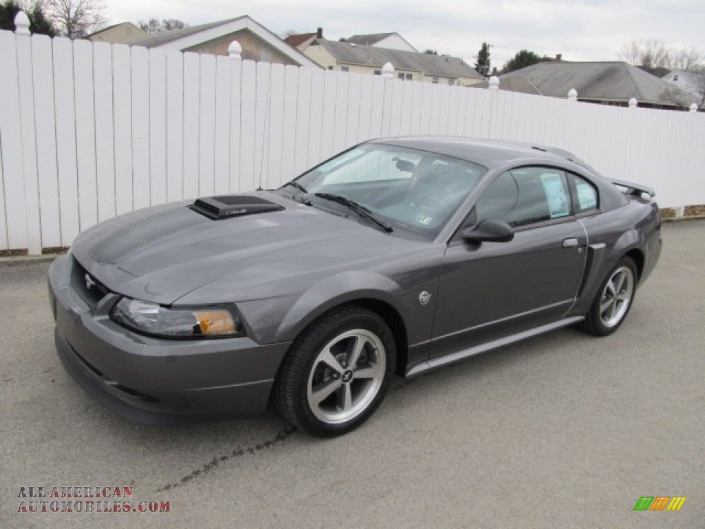 2004 mustang mach 1 coupe dark shadow grey metallic dark charcoal. Black Bedroom Furniture Sets. Home Design Ideas