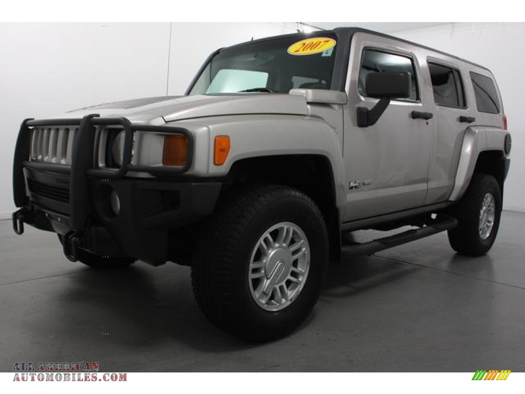 2007 Hummer H3 in Boulder Gray Metallic - 241007 | All American ...