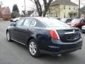 Lincoln MKS Sedan Dark Ink Blue Metallic photo #6