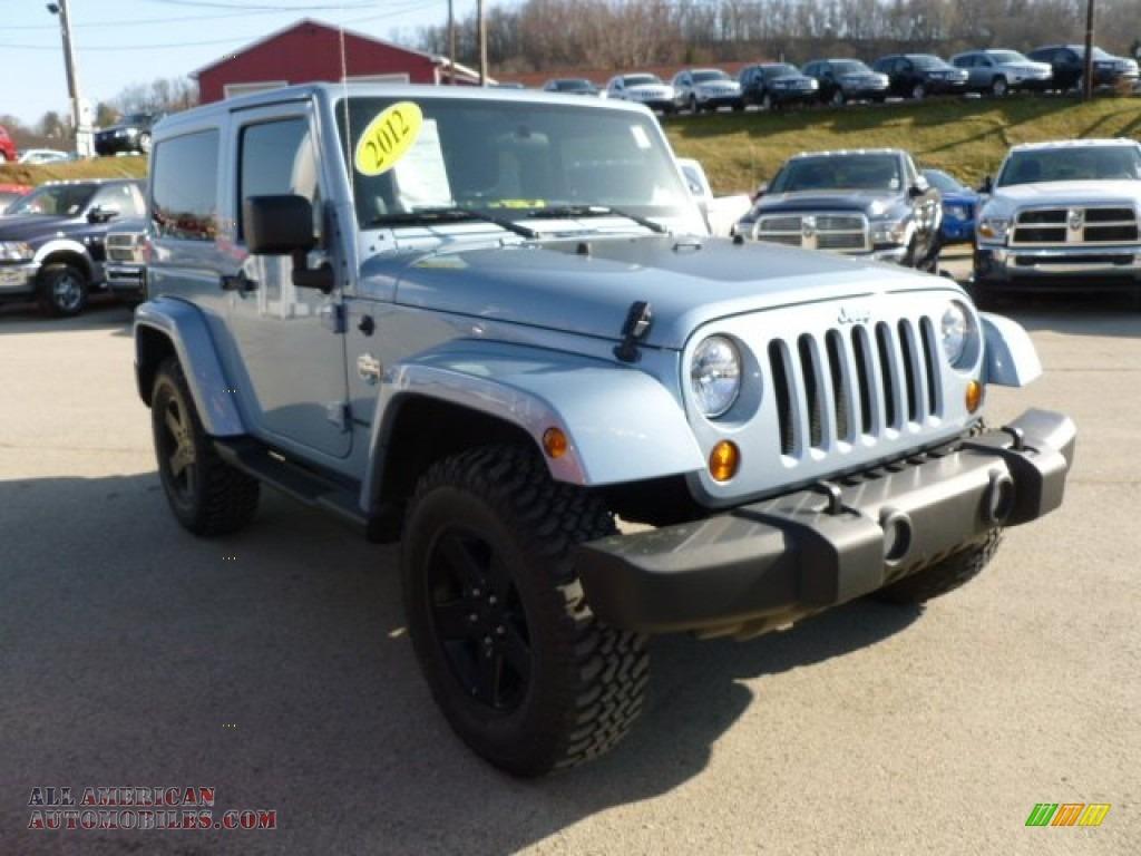 2014 jeep wrangler unlimited sahara polar edition for sale dayton.