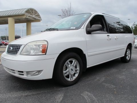 Vibrant White 2006 Ford Freestar SEL