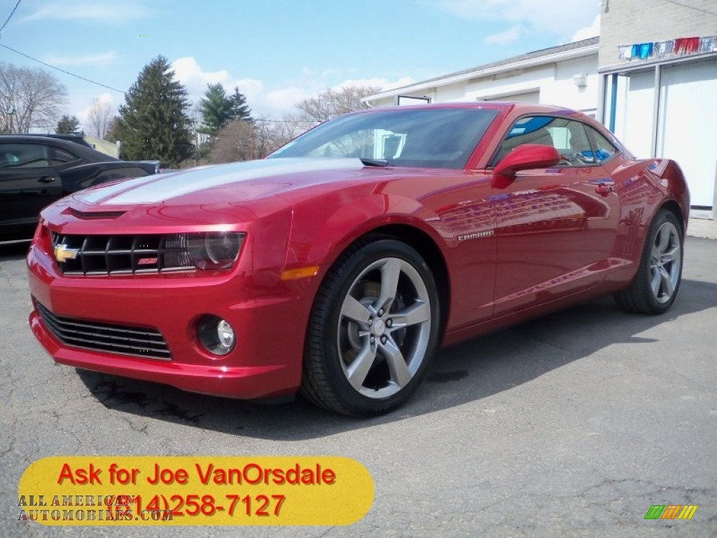 2012 chevrolet camaro ss rs coupe in crystal red tintcoat 183841. Cars Review. Best American Auto & Cars Review